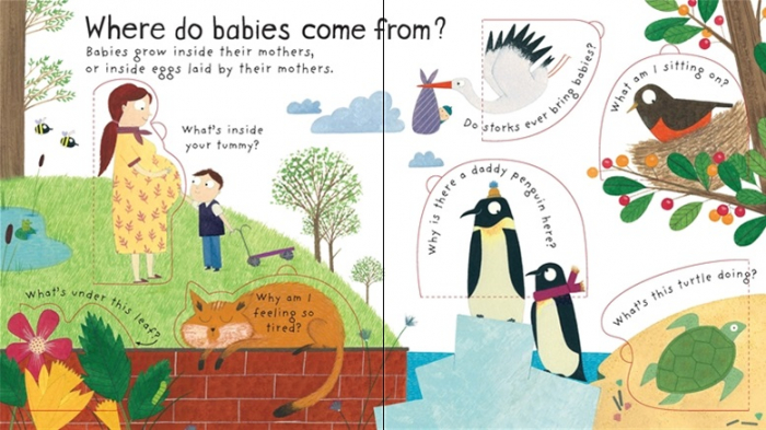 Where do babies come from? [1]