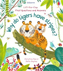 Why Do Tigers Have Stripes? [0]