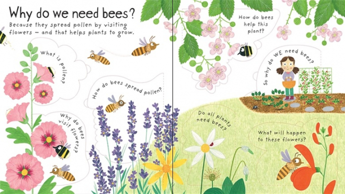 Why do we need bees? [1]