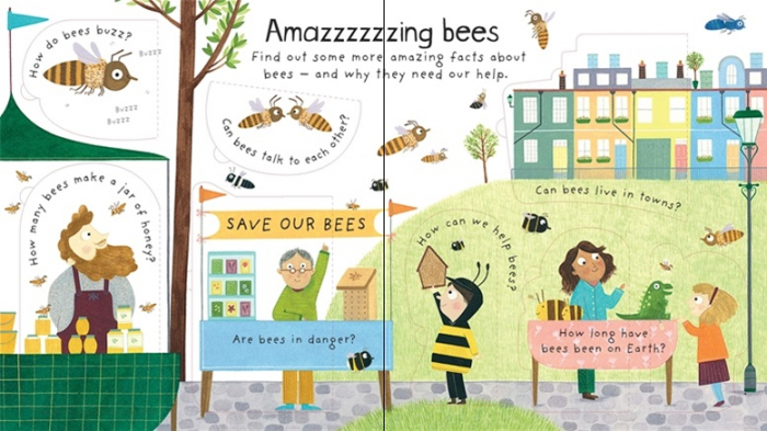 Why do we need bees? [3]