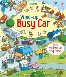 Wind-up busy car [0]
