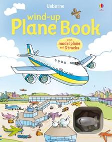 Wind-up plane book [0]