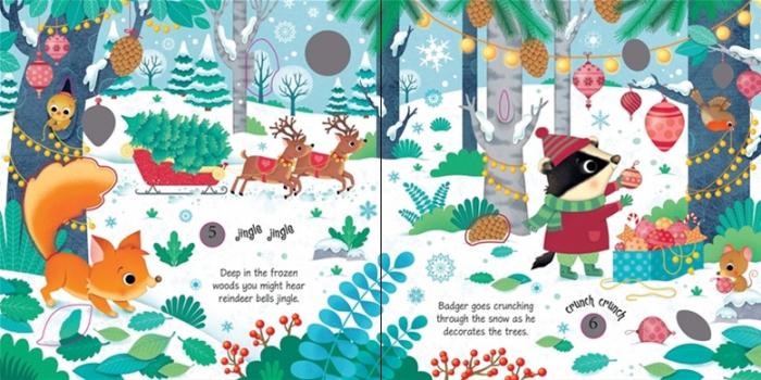 Winter wonderland sound book [3]