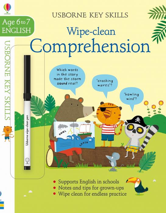 Wipe-Clean Comprehension 6-7 [0]