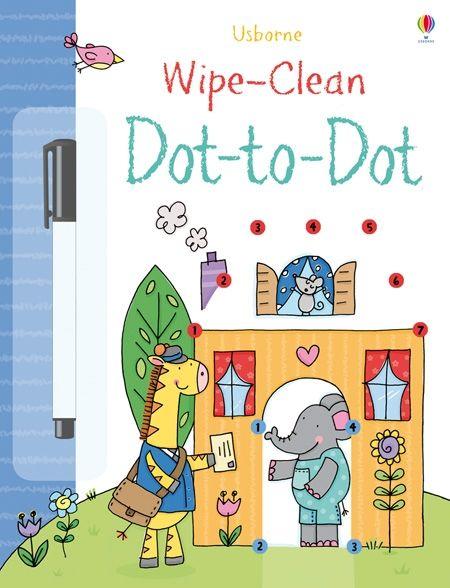 Wipe-clean dot-to-dot [0]