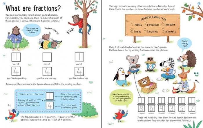 Wipe-clean fractions 7-8 [3]