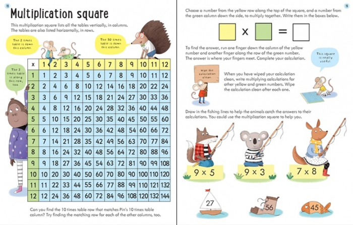 Wipe-clean times tables 7-8 [2]