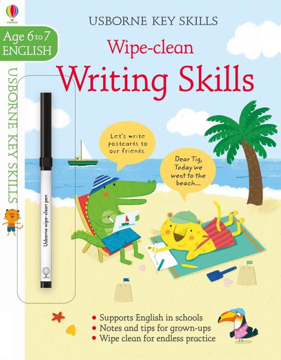 Wipe-clean writing skills 6-7 [0]