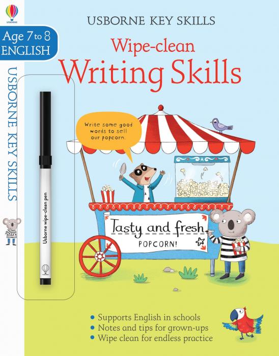 Wipe-Clean Writing Skills 7-8 [0]