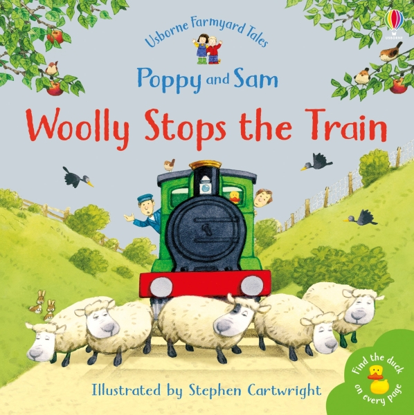 Woolly Stops The Train [0]