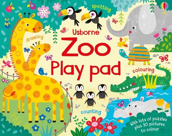Zoo Play Pad [0]