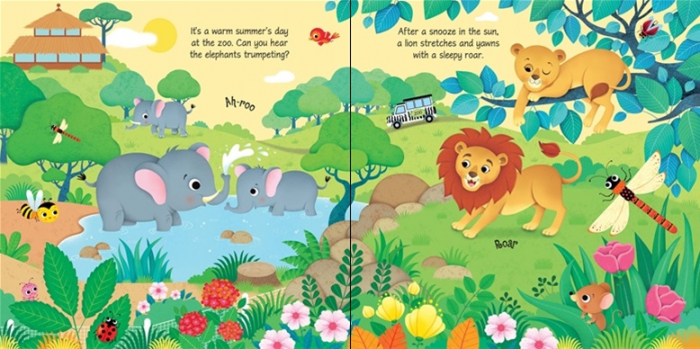 Zoo sounds [1]