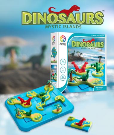 Dinosaurs - Mystic Islands [2]