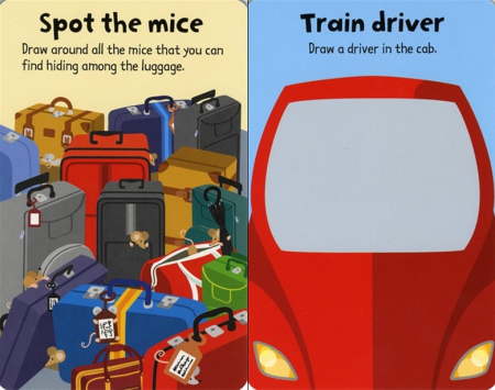 100 things for little children to do on a train [2]