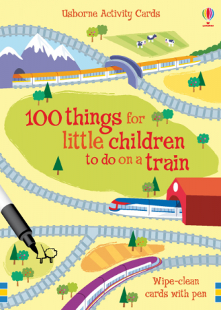 100 things for little children to do on a train [0]