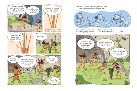 24 Hours In The Stone Age [2]