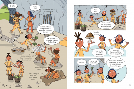 24 Hours In The Stone Age [1]