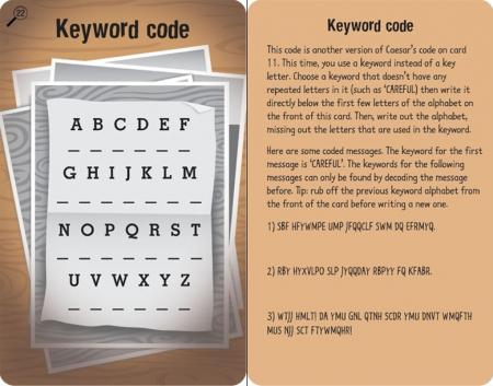 50 secret codes [1]
