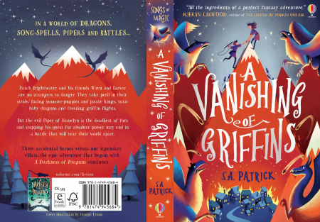 A Vanishing of Griffins [1]