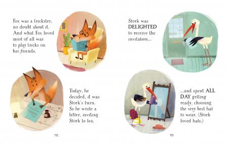 Aesop's Fables for Little Children [2]