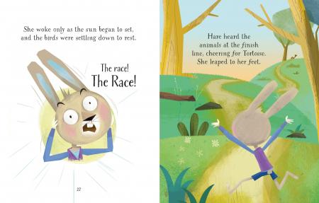 Aesop's Fables for Little Children [3]