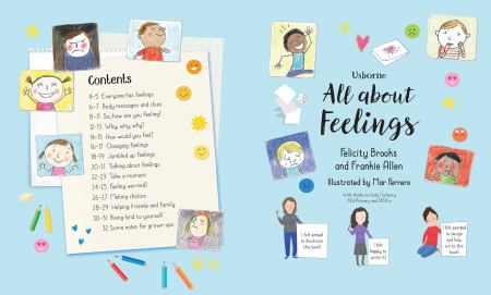All about feelings [1]