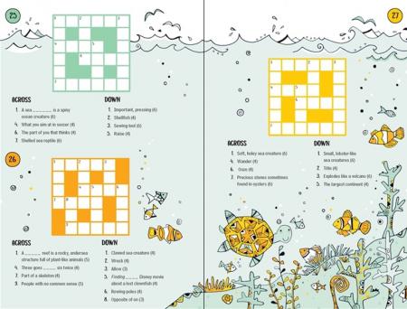Animal crosswords [1]