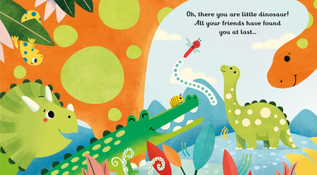 Are You There Little Dinosaur? [2]