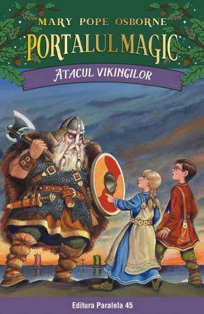 Atacul vikingilor. Portalul Magic nr. 15 [0]