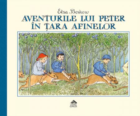 Aventurile lui Peter în Țara Afinelor [0]