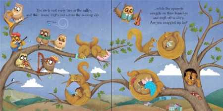 Baby's bedtime music book [2]