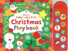 Baby's very first Christmas play book [0]