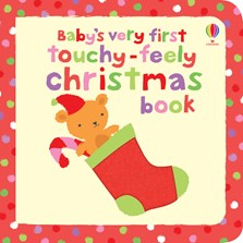 Baby's very first touchy-feely Christmas book [0]