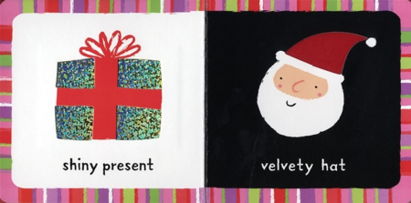 Baby's very first touchy-feely Christmas book [3]