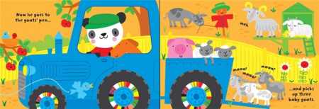 Baby's very first tractor book [3]