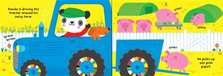 Baby's very first tractor book [1]