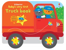 Baby's very first truck book [0]