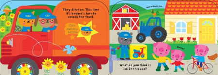 Baby's very first truck book [2]