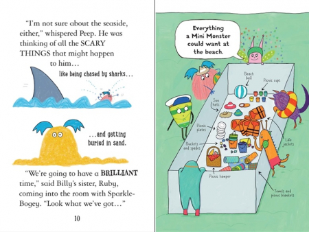 Billy and the Mini Monsters  Monsters at the Seaside [3]