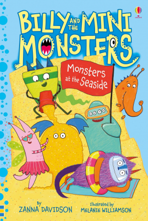 Billy and the Mini Monsters  Monsters at the Seaside [0]