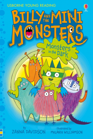 Billy and the Mini Monsters :Monsters in the Dark [0]
