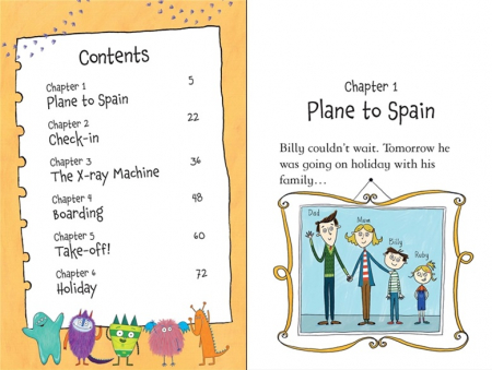 Billy and the Mini Monsters  Monsters on a Plane [2]