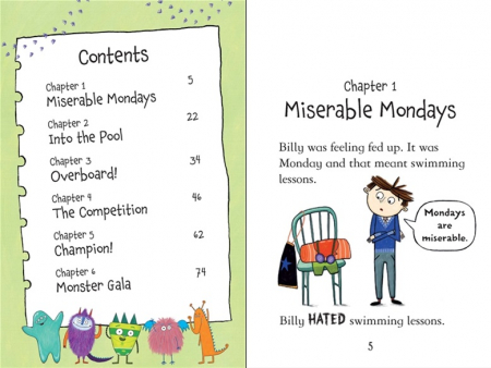 Billy and the Mini Monsters . Monsters to the Rescue [2]