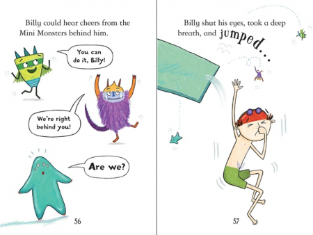 Billy and the Mini Monsters . Monsters to the Rescue [3]