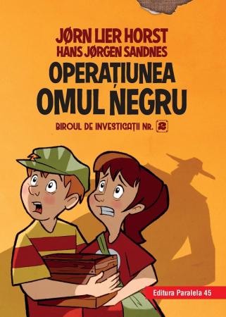 Biroul de investigații nr. 2. Operaţiunea Omul Negru (ediție cartonată) [0]