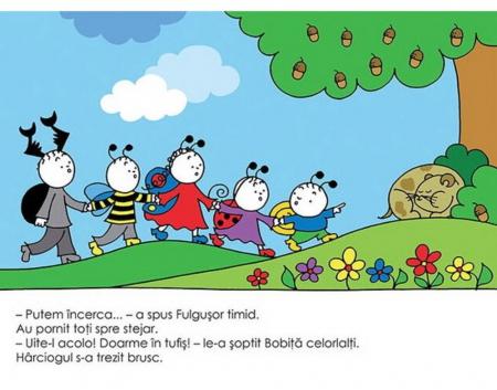 Bobiță și Buburuză grădinăresc [2]