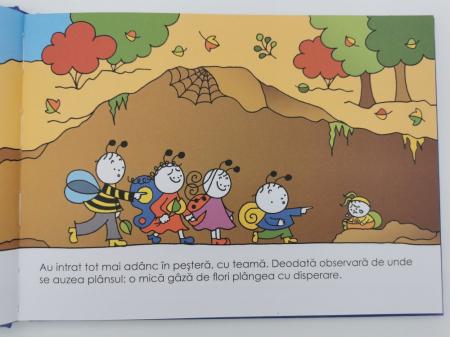 Bobiţă şi Buburuză la grădiniţă [1]