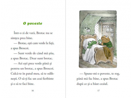 Broscoi și Brotac sunt prieteni [2]