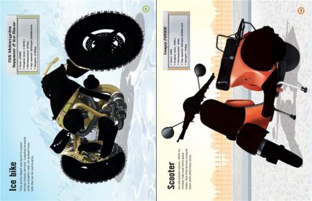 Build your own motorbikes sticker book [3]