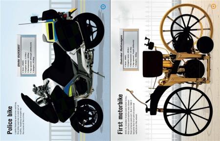 Build your own motorbikes sticker book [2]